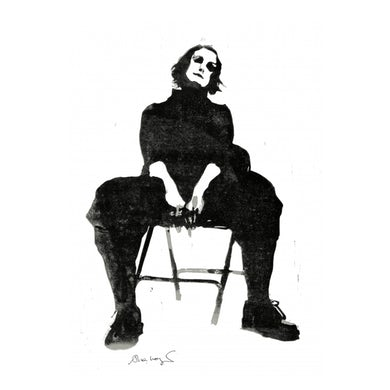 Version 2 A3 Numbered Print Of Linocut Created By Alison Moyet (Ltd Edition)