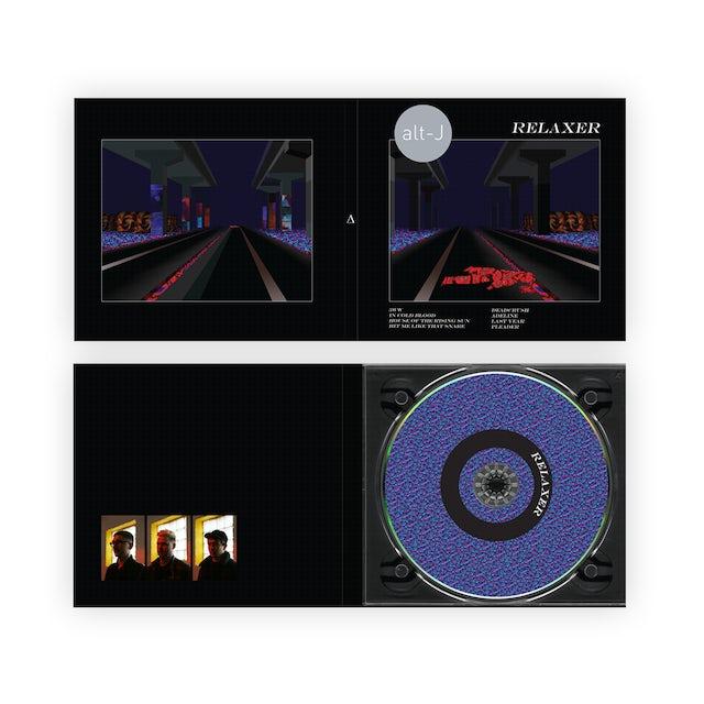Alt-J Relaxer CD