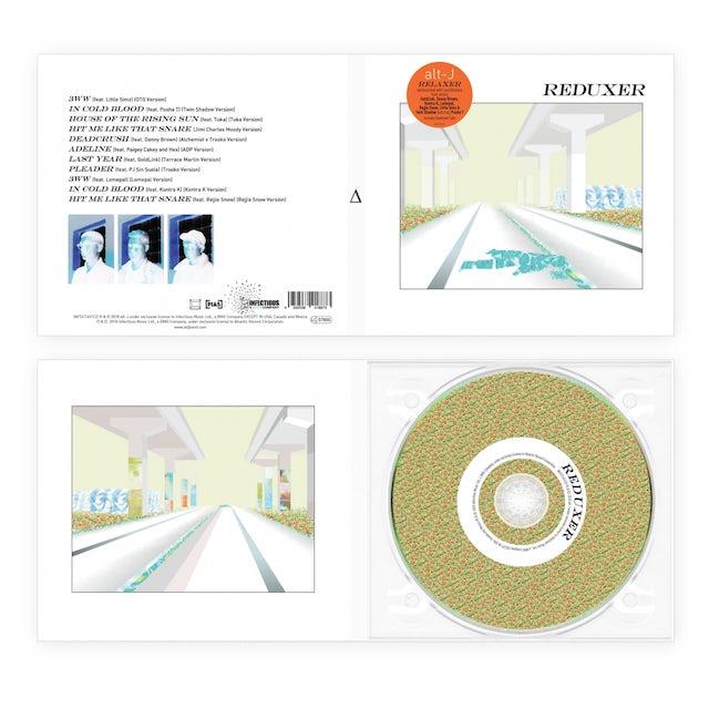 Alt-J Reduxer CD