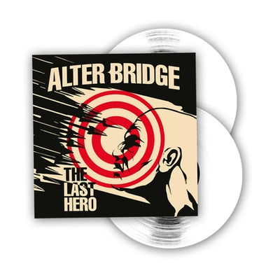 Alter Bridge The Last Hero White Double Heavyweight LP (Vinyl)