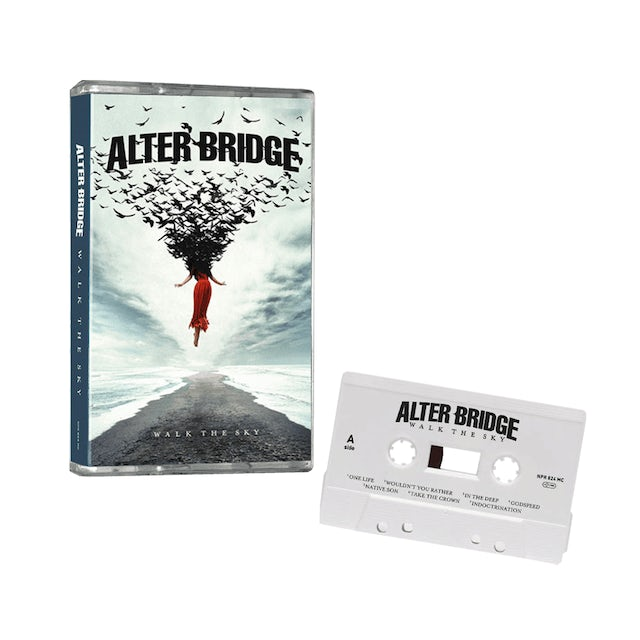 Alter Bridge Walk The Sky White (Exclusive) Cassette