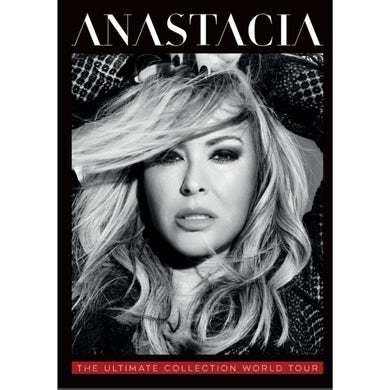 Anastacia Official Ultimate Collection Tour Programme