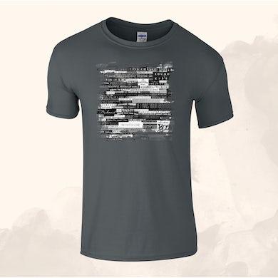 Anastacia Mens Grey T-Shirt (Online Exclusive)