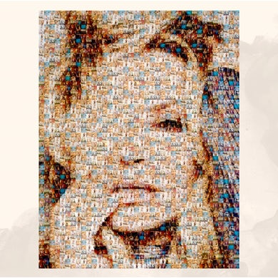 Anastacia A2 Evolution Collage Poster (Exclusive)