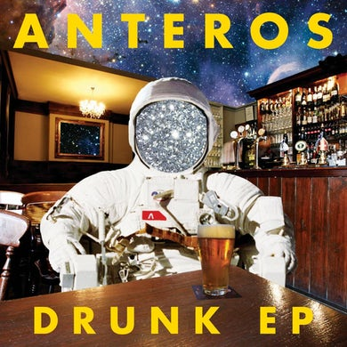 Anteros Drunk EP Silver 10 Inch (Vinyl)