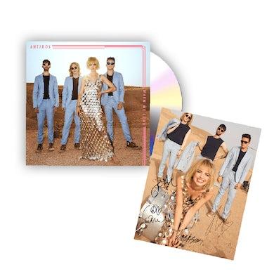 Anteros When We Land CD* CD