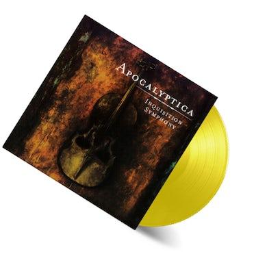 Apocalyptica Inquisition Symphony Yellow Heavyweight LP (Vinyl)