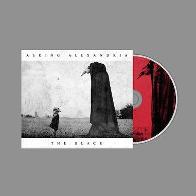 Asking Alexandria The Black CD