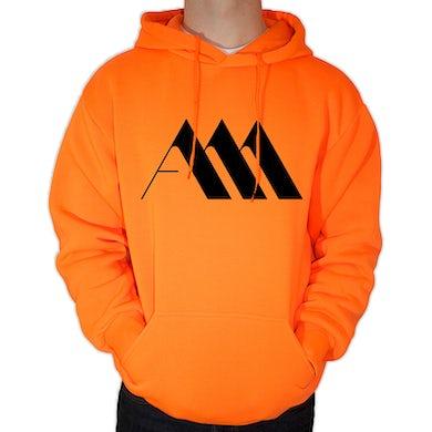 Aston Merrygold Tour Exclusive Orange Hoodie