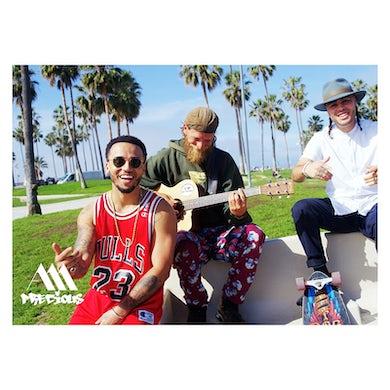 Aston Merrygold Precious Video Poster Feat. Shy Carter