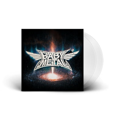 BABYMETAL Metal Galaxy Transparent Double LP (Vinyl)