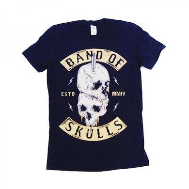 Band Of Skulls  Estd MMIV T-Shirt