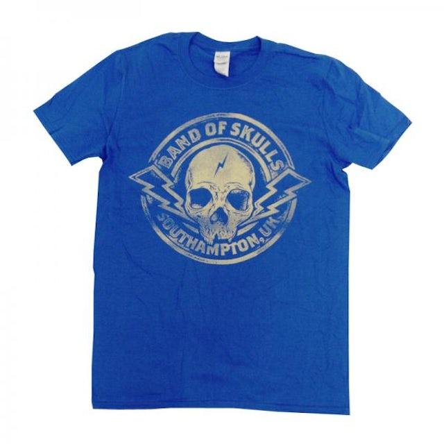 Band Of Skulls Southampton UK T-Shirt