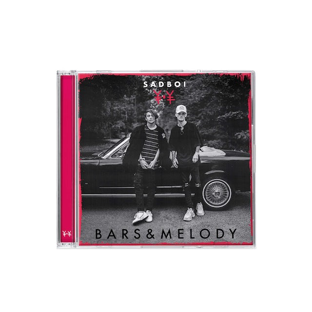 BARS & MELODY SADBOI CD