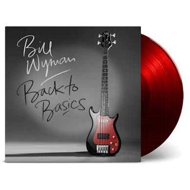 Bill Wyman Back To Basics Red Heavyweight LP (Vinyl)