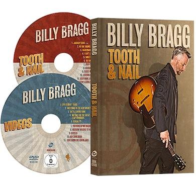 Billy Bragg Tooth & Nail CD/DVD