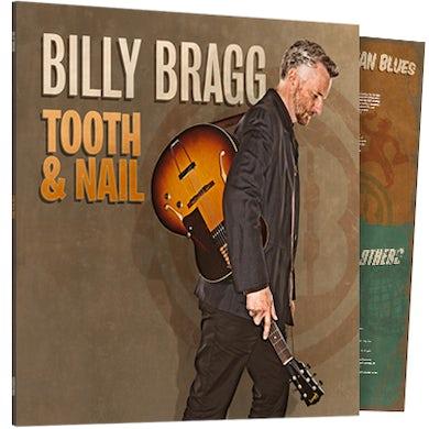 Billy Bragg Tooth & Nail Heavyweight LP (Vinyl)