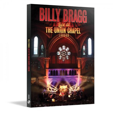 Billy Bragg Live At The Union Chapel London CD/DVD