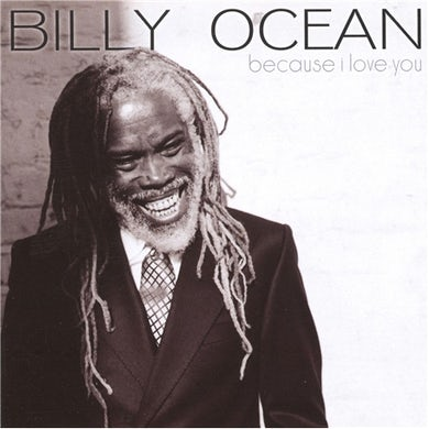 Billy Ocean Because I Love You CD