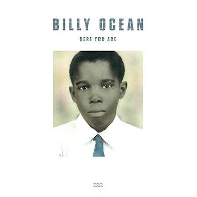 Billy Ocean Tour Programme