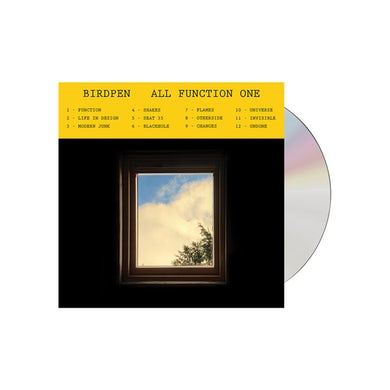 All Function One CD Album CD