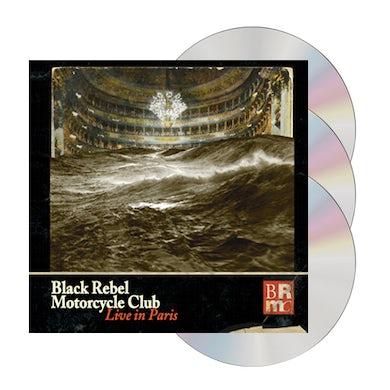 Black Rebel Motorcycle Club Live In Paris 2CD + DVD CD/DVD