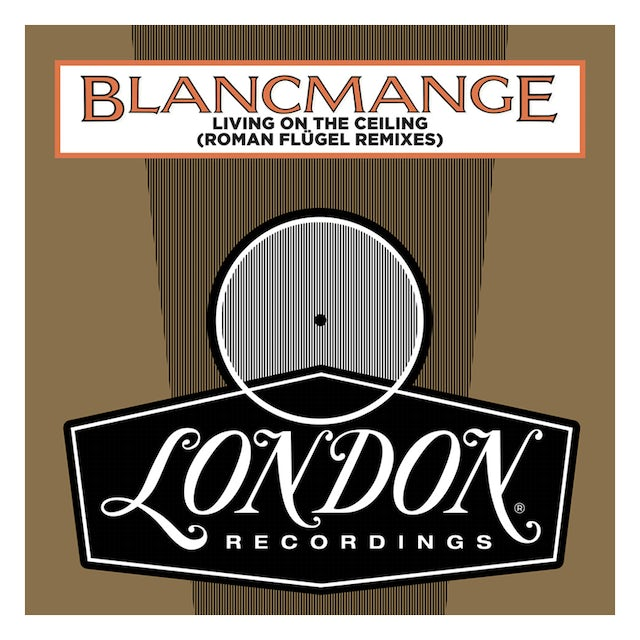 Blancmange Living On The Ceiling (Roman Flügel Remixes) 12 Inch