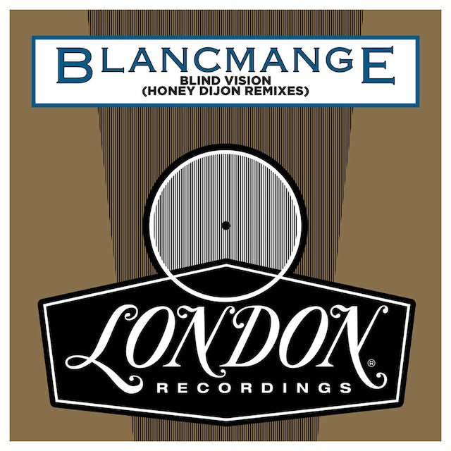 Blancmange Blind Vision (Honey Dijon Remixes) 12 Inch