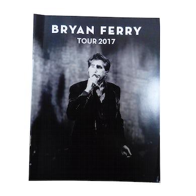 Bryan Ferry 2017 Tour Programme