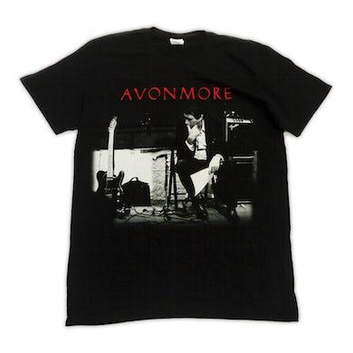 Bryan Ferry Avonmore 2014 European Tour Studio T-Shirt (w/ Dates)