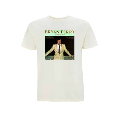 Bryan Ferry Extended Play T-Shirt