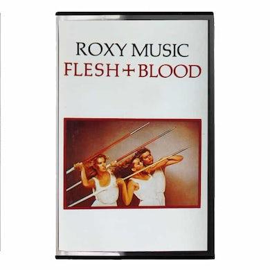 Bryan Ferry Flesh + Blood Cassette