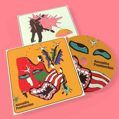 Amanita Pantherina CD