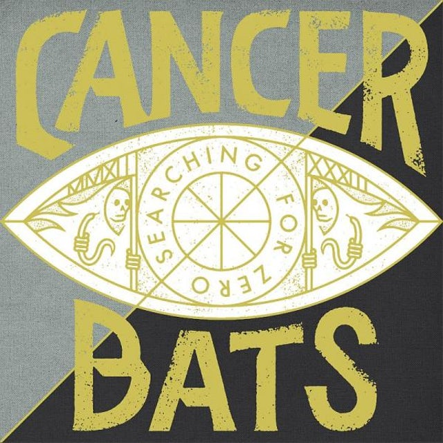 Cancer Bats Searching For Zero (CD) CD