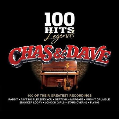 Chas & Dave 100 Hits Legends Boxset Boxset