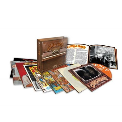 Chas & Dave The Rockney Box - 1981-1991 Boxset