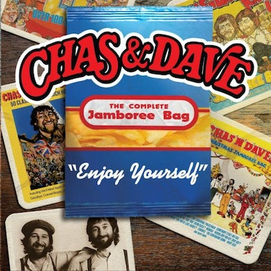 Chas & Dave 'Enjoy Yourself' The Complete Jamboree Bag CD
