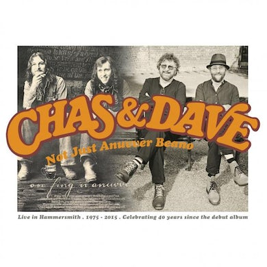 Chas & Dave Not Just Anuvver Beano CD/DVD