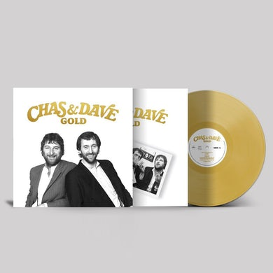 Chas & Dave Gold (Gold Coloured Vinyl) Heavyweight LP