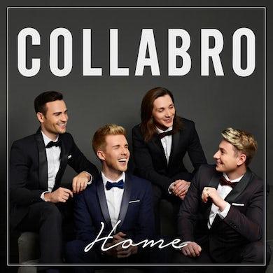 Collabro Home CD Album CD