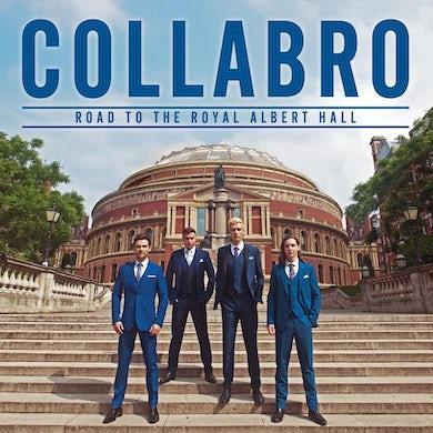Collabro Road To The Royal Albert Hall CD