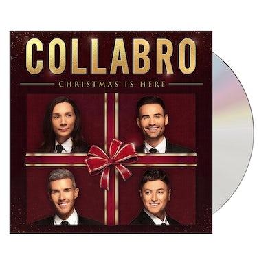 Collabro Christmas Is Here CD Album CD