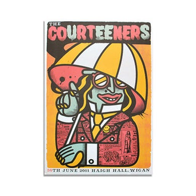 Courteeners Haigh Hall Print