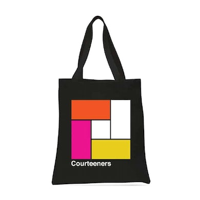 Courteeners Tote Bag