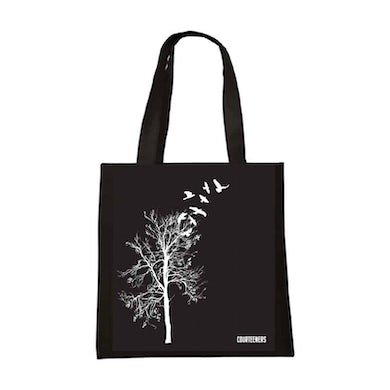 Courteeners Screen-Printed Tote Bag