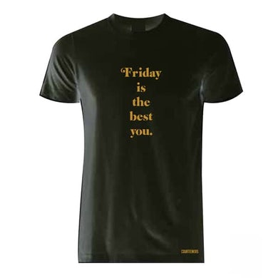 Courteeners Black Friday T-Shirt