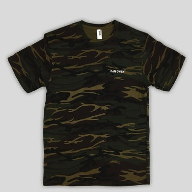 Dan Owen Camo T-Shirt