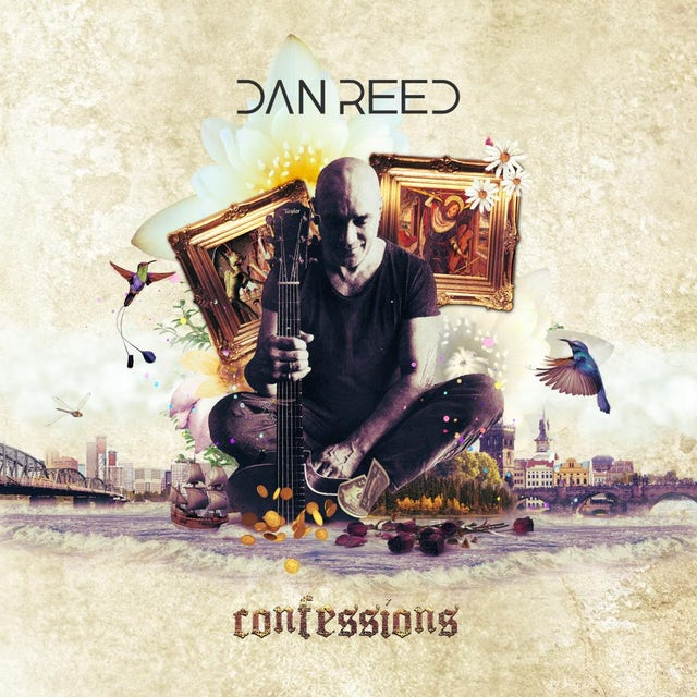 Dan Reed Confessions CD