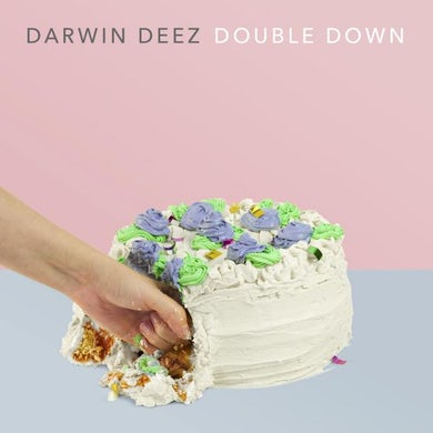 Darwin Deez Double Down Coloured Heavyweight LP (Vinyl)