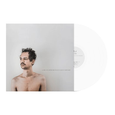 Darwin Deez 10 Songs That Happened When You Left Me With My Stupid Heart White LP (Vinyl)